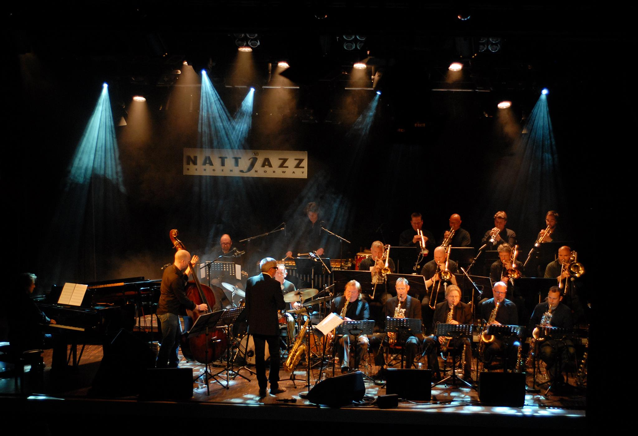 Andy Sheppard Bergen Big Band